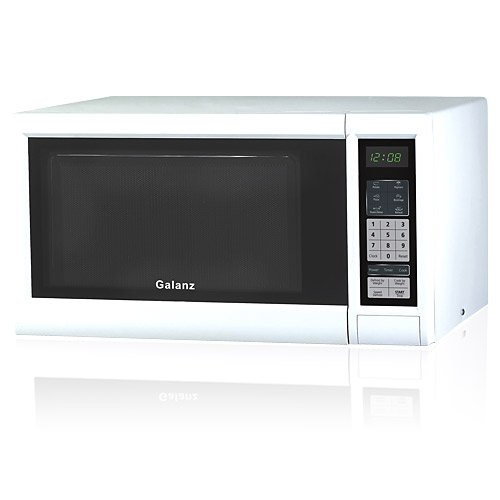 Buy Free shipping+Galanz 1.1 cu.ft. 1000W Countertop Microwave Oven ...