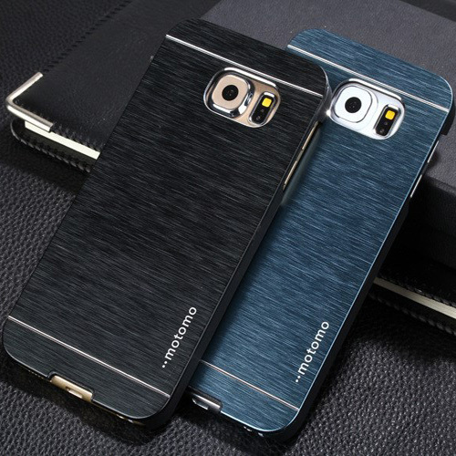 new ultra thin Luxury hybrid PC+Aluminum metal case for Samsung Galaxy s6 edge S6 S7 edge S7 hard back cover phone bags cases(China (Mainland))