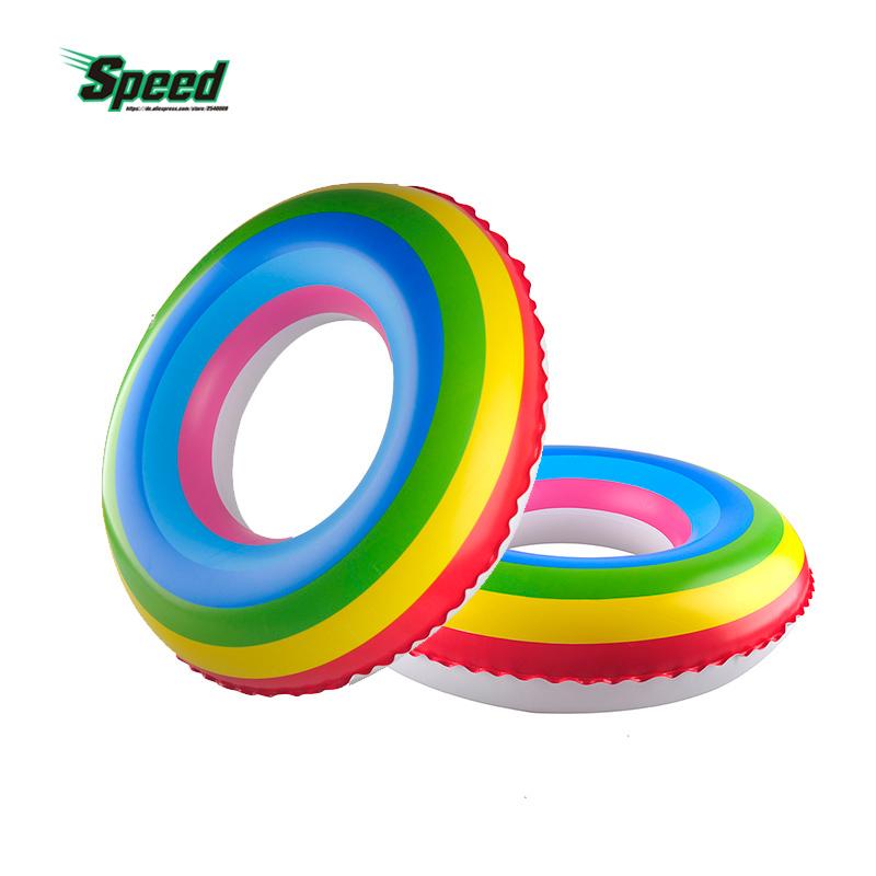 Float Tube Ring Raft Pool Float Swim Ring Summer Water Fun Pool Toys