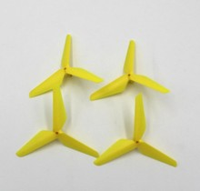 Syma x5HW X5HC x5hw-1 drone spare parts yellow update propeller part