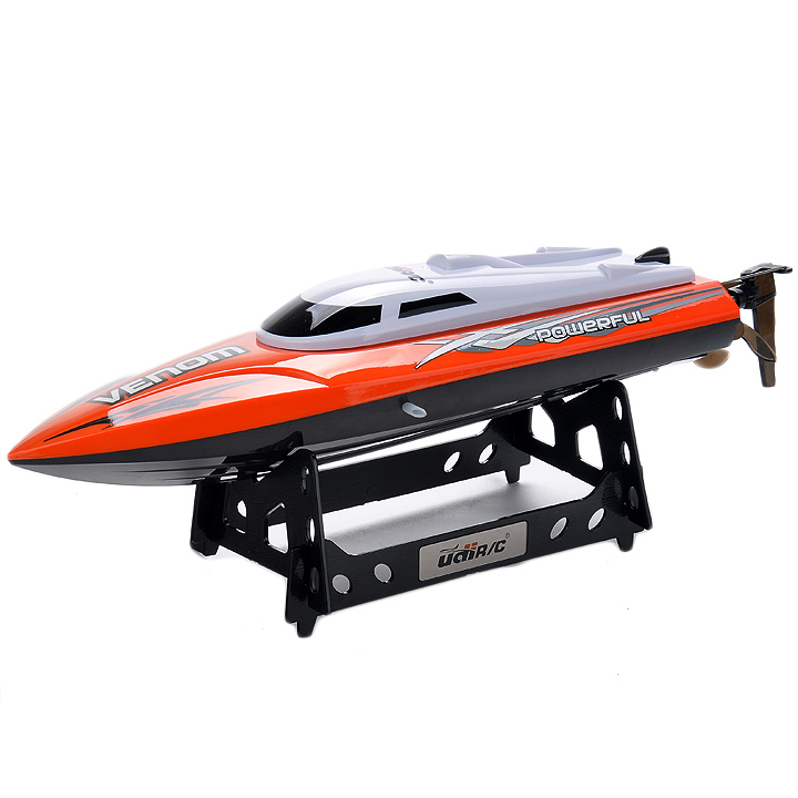 2.4GHz High Speed Remote Control Electric RC Boat Best Gift Toys Free shipping 67(China (Mainland))