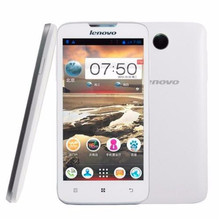 "Original Lenovo A680 Cell phone Android 4.2.2 MTK6582 1.3GHz Quad Core Smart Phone 4GB ROM 5.0"" IPS 5MP 3G WCDMA GSM A-GPS(China (Mainland))"