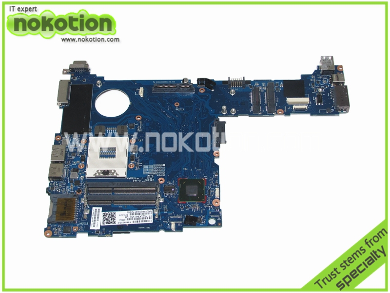 Laptop Motherboard for HP 2570P 685404-001 QM77-J8A DDR3 free shipping<br><br>Aliexpress