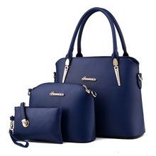 Women Messenger Bags Ladies Tote Women's Shoulder Bag PU Leather Handbag Crossbody Bag Scarf Lock Designer Solid Bolsos Mujer 3(China (Mainland))