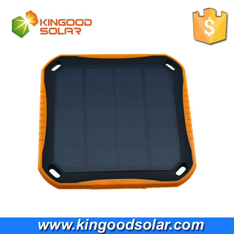 hot new products for 2015 flexible 5600mAh waterproof price per watt solar panel manufacturers in China(China (Mainland))