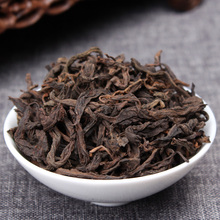 Chinese Ripe pu er tea 500g,10 years old Yunnan Shu Puer Green Food,health care Menghai Puerh Tea,High Cost-effective - Xiaojing Living Museum store