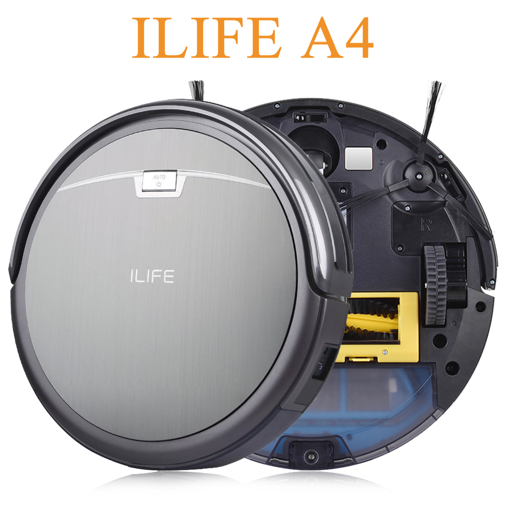 2016 ilife a4 robot vacuum cleaner beetle intelligent