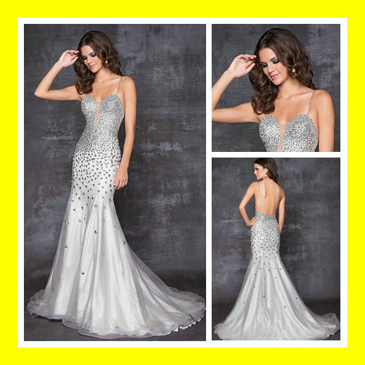 Evening Dress Australia Stores Amazing Dresses Under Trumpet /Mermaid Floor-Length Built-In Bra Beading Court Train 2015 Cheap(China (Mainland))