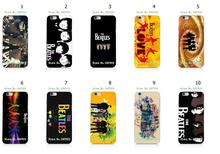 Mobile Phone Cases Wholesale 10pcs/lot The Beatles Protective White Hard Plastic Case For Iphone 6 Free Shipping