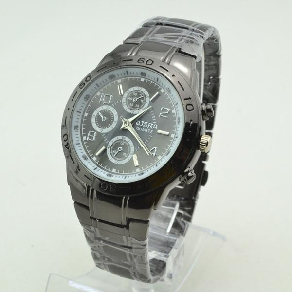 Commercial mens watch quality steel watch steel strip gift table gift watch<br><br>Aliexpress