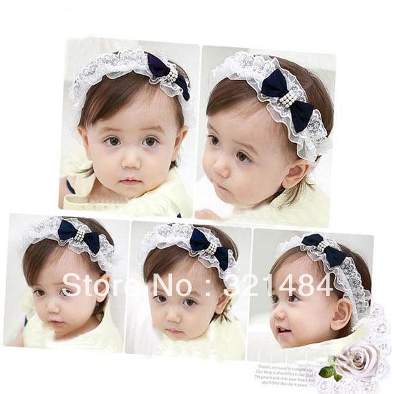 Big Discount!! BHA009 Wholesale Fashion Hairbands Baby Girls flowers headbands,kids' hair accessories gift Free ship(China (Mainland))