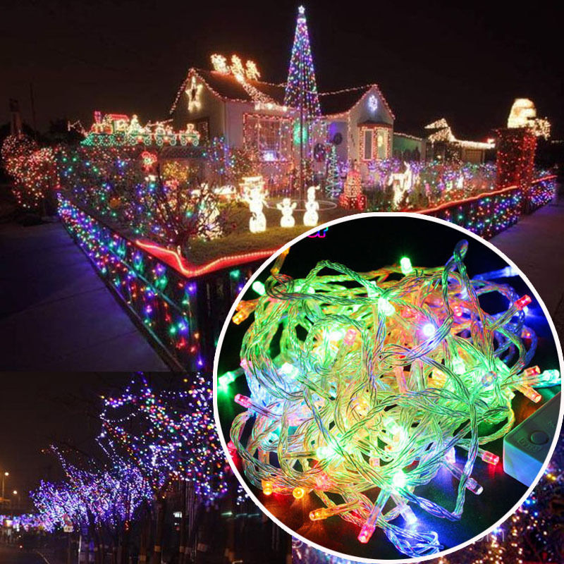 Online buy wholesale christmas lights australia from china for Australia christmas decoration