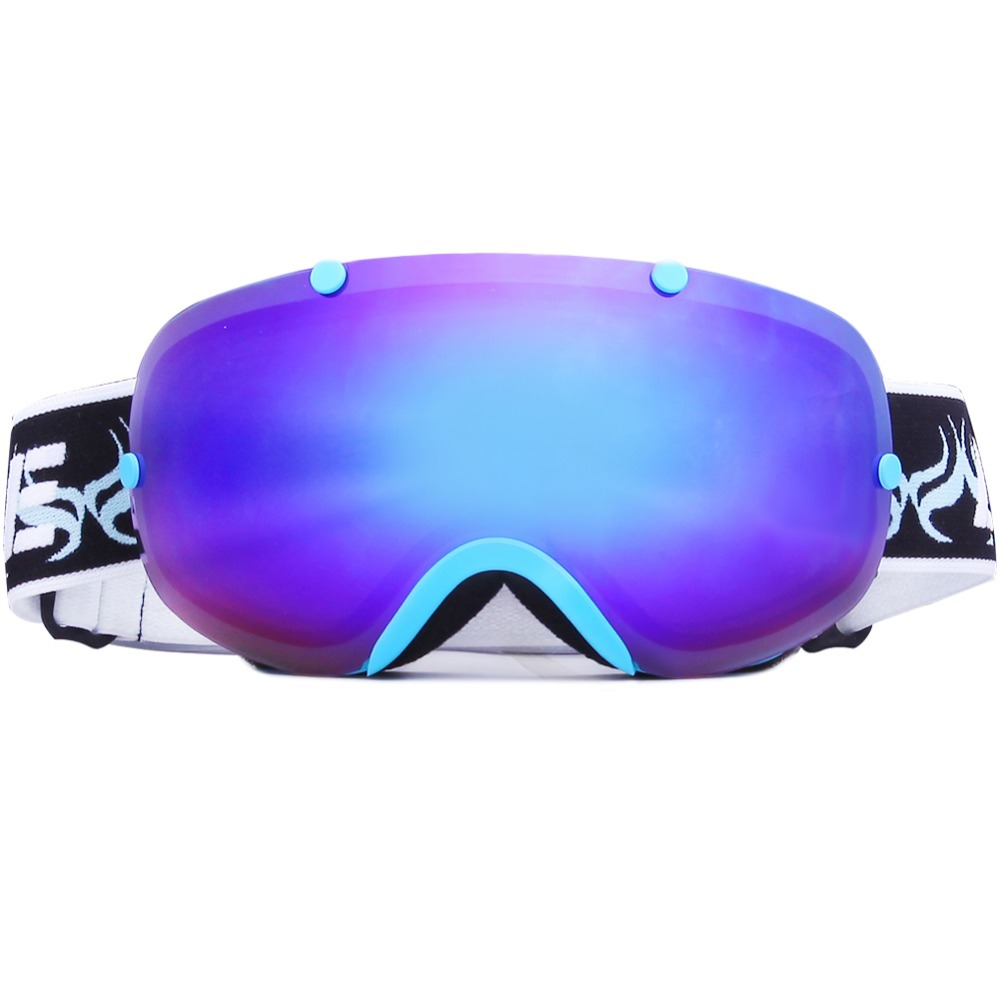 Ski Goggle Helmet Compatable with Extra Long Adjustable Strap Fit fot Men And Women <br><br>Aliexpress