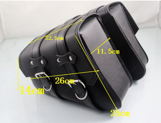 Free shipping motorcycle conversion Bag sloping saddle bag motorcycle bag Knight modified edge package Bag<br><br>Aliexpress