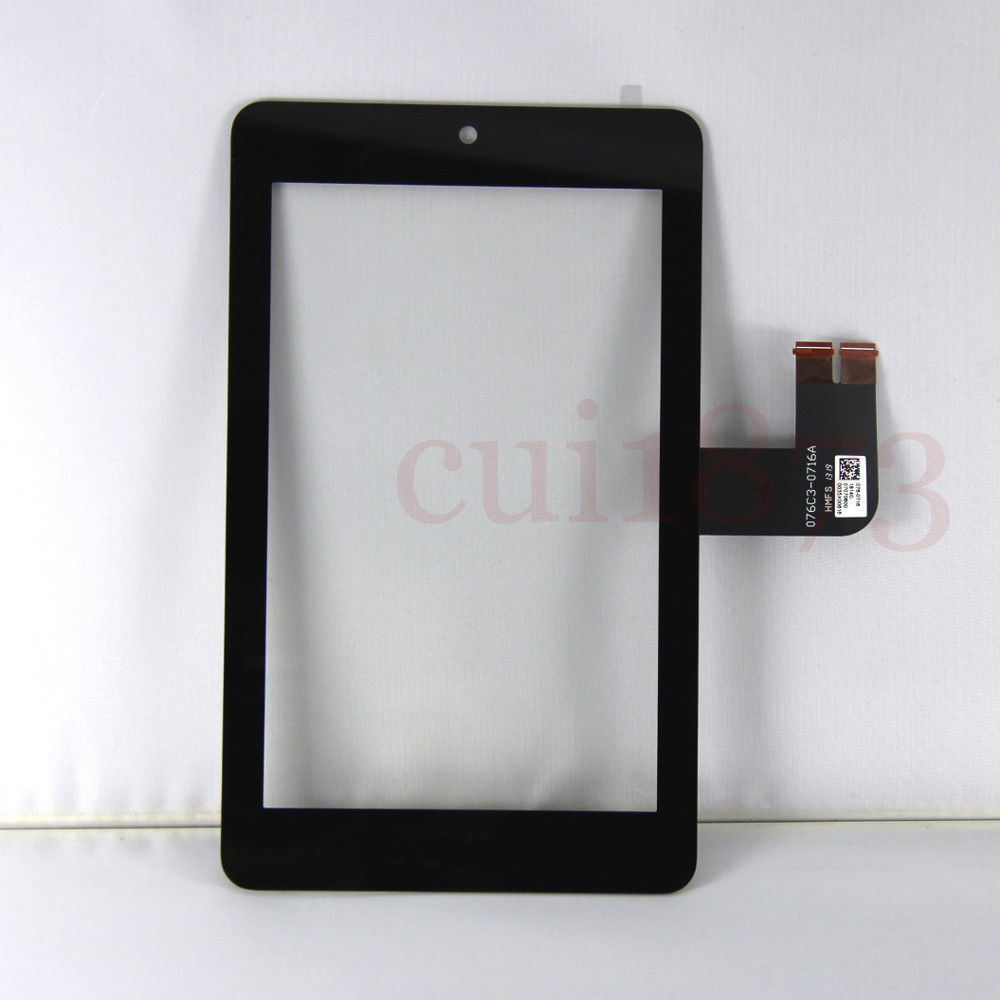 """free shipping tracking code Replacement Digitizer Touch Screen Glass For Asus MeMO Pad HD 7"""" ME173 ME173X +tools+track code(China (Mainland))"""