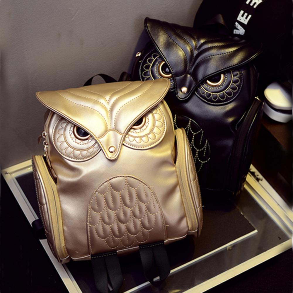 Owl Stylish Cool Backpack