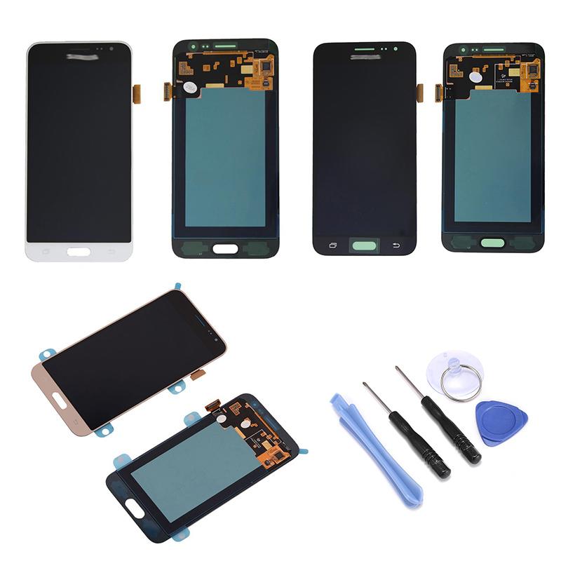 Cellphone Original LCD Screen J3 White Black Gold For Samsung Galaxy J3(2016) J320F J320P J320M J320Y LCD Touch Screen Digitizer(China (Mainland))