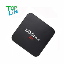 MX Q Pro Android TV Box Amlogic S905 Quad Core Android 5.1 DDR3 1G Nand Flash 8G HDMI 2.0 WIFI 4K 1080i/p better than mxq mxv(China (Mainland))