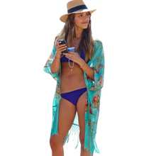 Buy 2015 Summer Women Fashion Beach Cover Ladies Sexy Swimsuit Bathing Suit Cover Ups Kaftan Kimono Beach Wear for $7.99 in AliExpress store