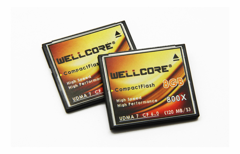 CompactFlash 8GB,SLC original NAND FLASH,Production and sales high speed and high performance SSD,Type I,W30PCFSC-128(China (Mainland))