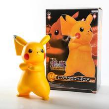 Pikachu Poke mon A reward Tekken Bika Qiu ornaments collection model 20160804(China (Mainland))