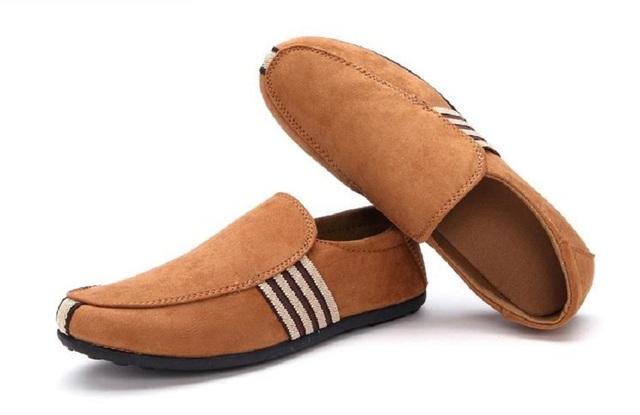 Мужской обуви мода новые приходят свободного покроя обувь горячая распродажа ленивый ...