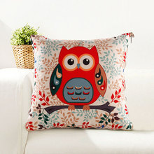 Buy owl Pillow quilt design Blanket car pillow multifunctional sofa cushion office pillow dual-purpose air condit for $15.50 in AliExpress store