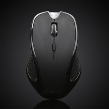 Best Price Adjustable Wireless Mini Bluetooth 3.0 6D 1600DPI Optical Gaming Mouse Mice Laptop(China (Mainland))