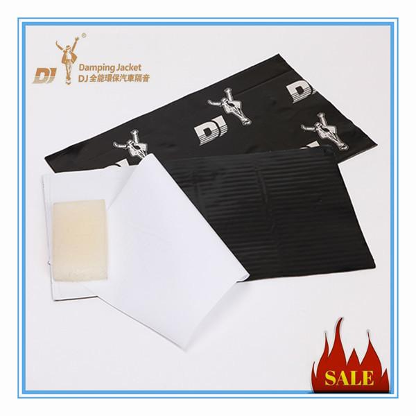 China supplier of car damping material insulation sheet self adhesive(China (Mainland))