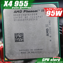 Buy AMD Phenom II X4 955 CPU Processor Quad-Core (3.2Ghz/ 6M /95W )Socket AM3 AM2+ 938 pin (working 100% Free Shipping)sell 945 960T for $44.00 in AliExpress store