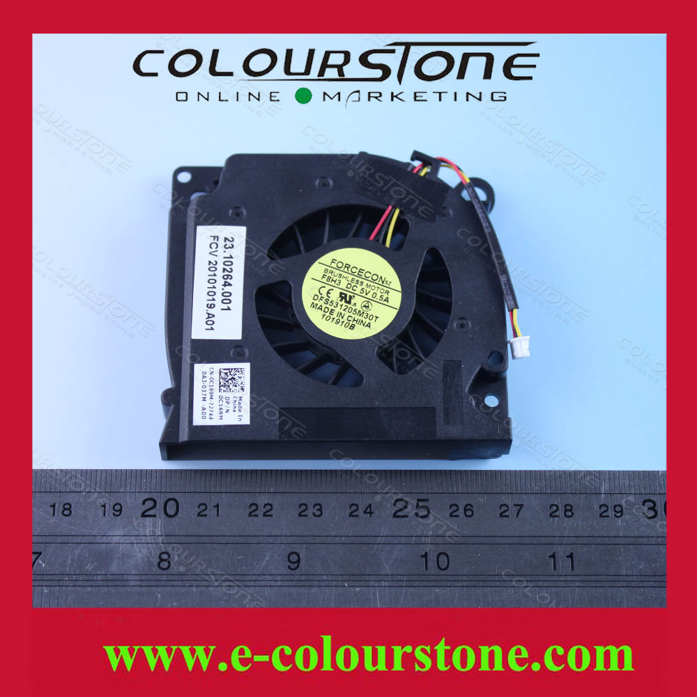 Laptop CPU Cooling Fan For Dell 1525 1526 1545 Series Cooler Fan DFS531205M30T(China (Mainland))