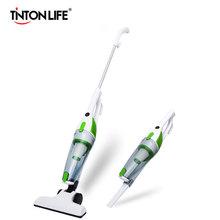 TintonLife Fashion promotion Portable ultra-quiet vacuum cleaner mini handheld suction machine mite Terminator(China (Mainland))
