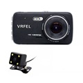 VRFEL New car DVR 1920 x1080p FHD Novatek dash CAM registered 96650 camera Registrator GPS tracking