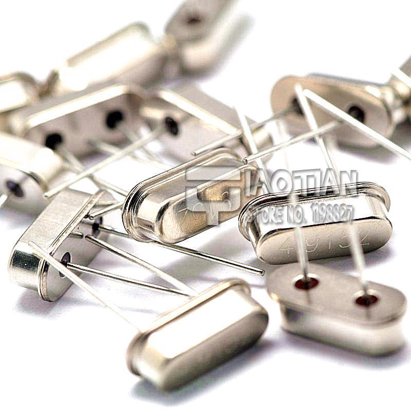 Осциллятор SONTEEN 14,318 hc/49s dip/2 HC-49S Crystal hc 49s 49s dip 2 27m 27mhz 27 000mhz