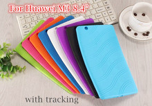 Buy tracking Huawei MediaPad M3 BTV-W09 BTV-DL09 8.4 inch tablet Case Soft TPU /Silicone Clear Back Cover Case Multi-color for $4.99 in AliExpress store