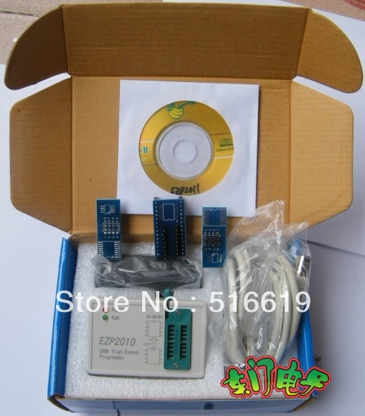 EZP2010 upgrade EZP2011 25 24 93 bios Programmer crazy give information at a high speed(China (Mainland))
