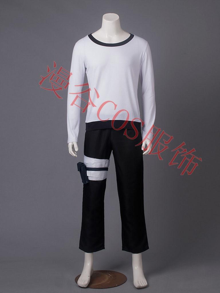 NARUTO Boruto Uzumaki Cosplay Costume Halloween Uniform Coat+T-shirt+Pants+Bags+Shoes+Headband+Weapons  HTB1UHbmJVXXXXcuXXXXq6xXFXXXR