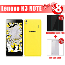 """Lenovo K3 Note K50-T3S Mobile Phone 5.5"""" 1920x1080P MTK6752 Octa Core Android 5.0 Lollipop 2G RAM 13MP Dual SIM 4G LTE(China (Mainland))"""