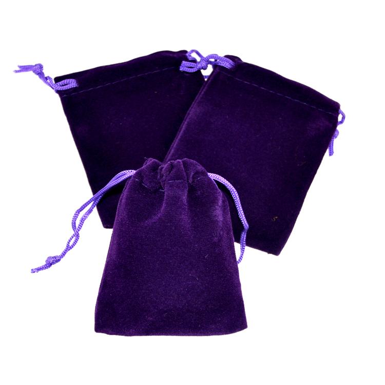 Aliexpress buy pcs lot dark purple color velvet