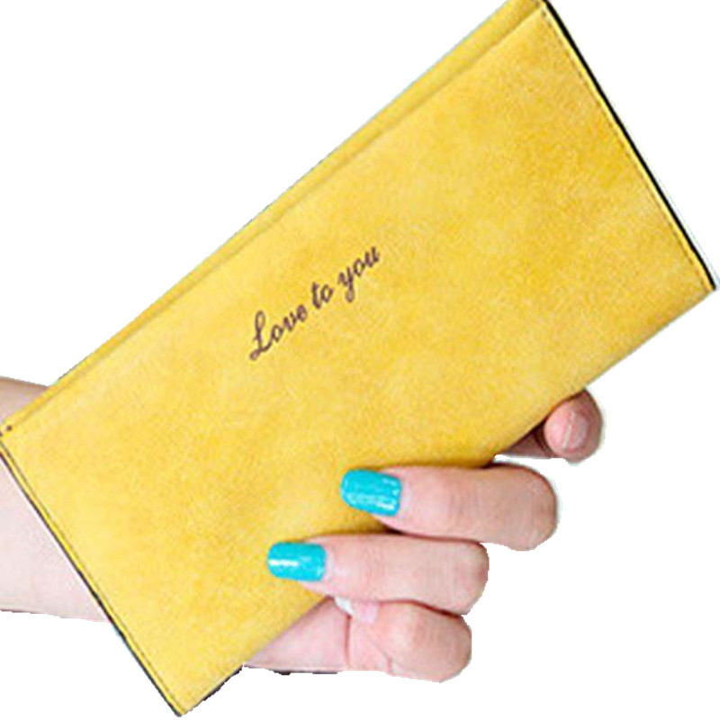 Pu leather wallet women fashion thin section soft surface woman wallet organizer credit card wallets(China (Mainland))