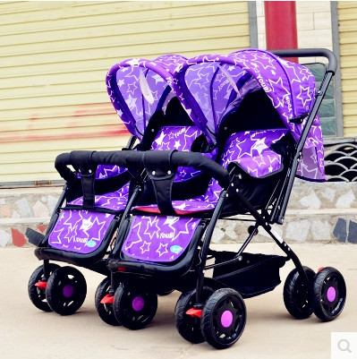 Baby carriage, Twin stroller buggiest baby double stroller,twins strollers,foldable stroller pram for twins<br><br>Aliexpress