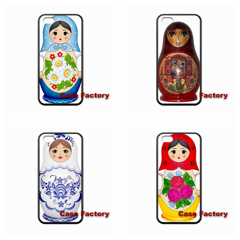 For Samsung A3 A5 A8 J2 J3 S3 S4 S5 mini Ace2 Ace3 Ace4 Ace Nxt Plus Note 2 3 Xiaomi Mi4 nice russian dolls mobile case(China (Mainland))