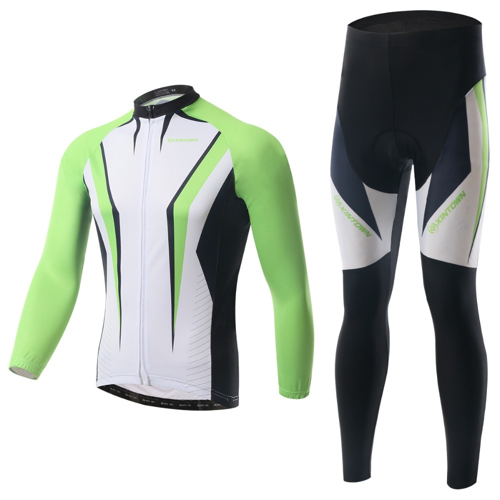 2016 Sharp Arrow Man Cycling Jersey Bicycle Bike Long Sleeve Sportswear Cycling Clothing CC0324