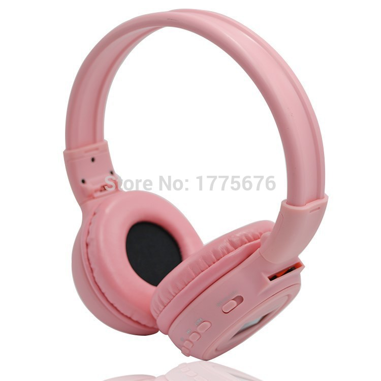 Wholesale cheap headset stereo bluetooth headphone computer mobile phone headphone with mic(China (Mainland))