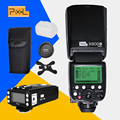 Pixel X800N Pro ITTL TTL HSS 1 8000S High Speed Sync Flash Speedlite King Pro ITTL