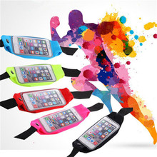 Universal Waterproof Sport GYM Waist Bag Phone Case Oneplus X One Plus Outdoor Workout Running Pouch - HaYiHa Store store