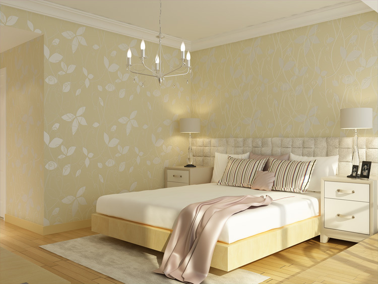 Modern wallpapers home decor wall paper non woven for Wallpaper home furnishings