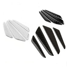 Buy car styling carbon Fiber Door Protector Door Edge Guards Trim Molding Protect Strip Scratch Protector BMW E46 E52 E53 E60 for $2.51 in AliExpress store