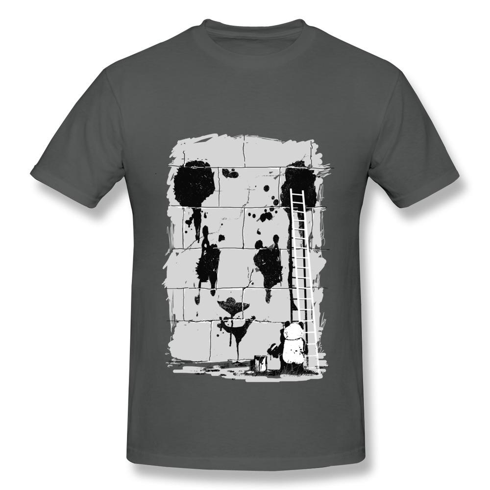 Design Casual Men T Shirt Self Portrait Swag Photo Men T
