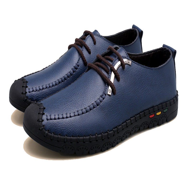 2016 new leather shoes high quality shoe casual shoes